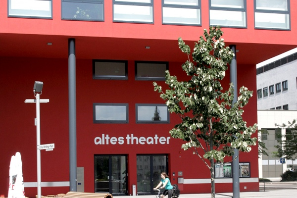 Altes Theater Dessau