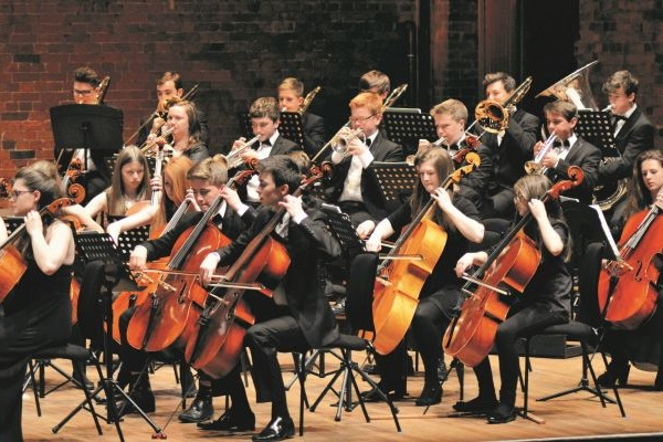 Suffolk Youth Orchestra