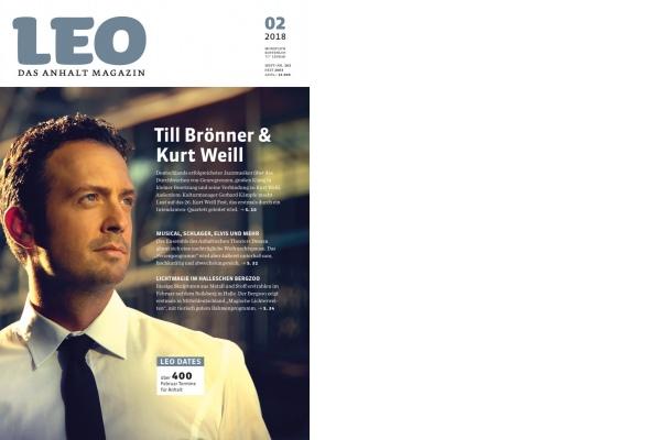 LEO Ausgabe November 2016 Lesen Das Anhalt Magazin