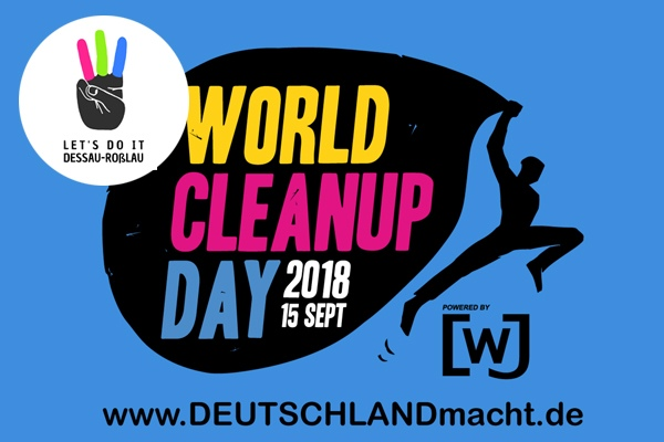 Wold Cleanup Day