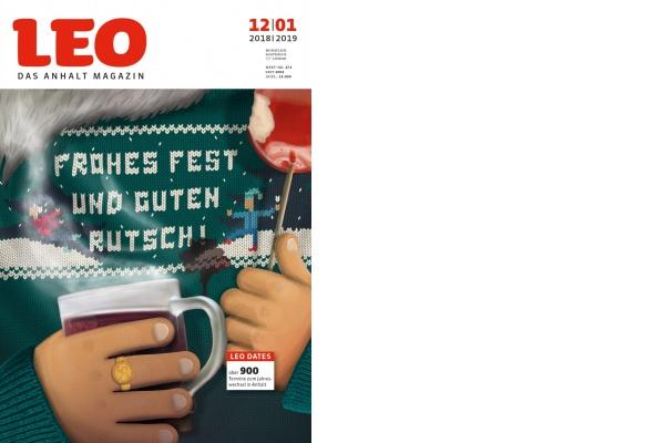 LEO Ausgabe August 2014 lesen - LEO - Das Anhalt Magazin