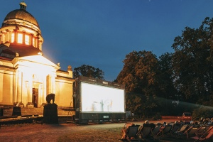 Open Air Sommerkino im Tierpark Dessau 2019