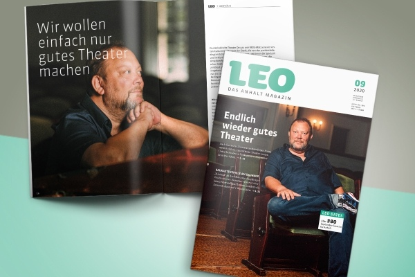 LEO-Cover vom September 2020